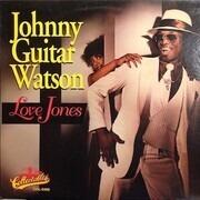 LP - Johnny Guitar Watson - Love Jones