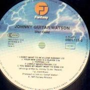 Double LP - Johnny Guitar Watson - Star Gold