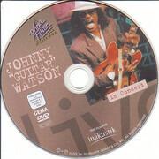DVD - Johnny Guitar Watson - In Concert