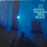 LP - Johnny Hodges - Blue Notes