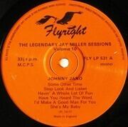 LP - Johnny Jano - King Of Louisiana Rockabilly - orange label