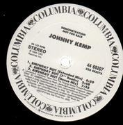 12inch Vinyl Single - Johnny Kemp - Birthday Suit - PROMO