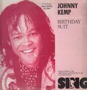 12inch Vinyl Single - Johnny Kemp - Birthday Suit