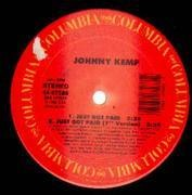 LP - Johnny Kemp - Just got Paid