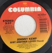 7inch Vinyl Single - Johnny Kemp - Just Another Lover