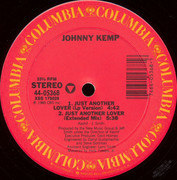 12inch Vinyl Single - Johnny Kemp - Just Another Lover