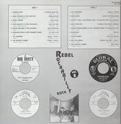 LP - Johnny Nace, Casey Grams, The Jaguars - Rebel Rockabilly Rock Vol. 8