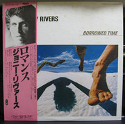 LP - Johnny Rivers - Borrowed Time