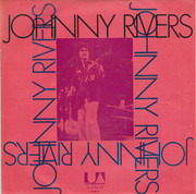 7inch Vinyl Single - Johnny Rivers - New York City Dues/ Medley: Searchin' / So Fine