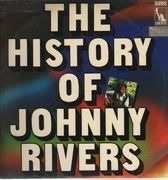 Double LP - Johnny Rivers - The History Of Johnny Rivers