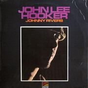 LP - Johnny Rivers - John Lee Hooker