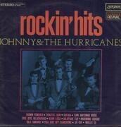 LP - Johnny & the Hurricanes - Rockin' Hits