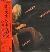 LP - Johnny Winter - Austin Texas - + obi & insert