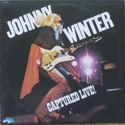 LP - Johnny Winter - Captured Live!