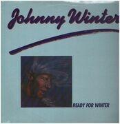 LP - Johnny Winter - Ready For Winter - Still sealed