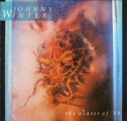 LP - Johnny Winter - The Winter Of '88