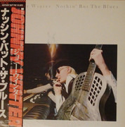 LP - Johnny Winter - Nothin' But The Blues - Promo + obi & insert