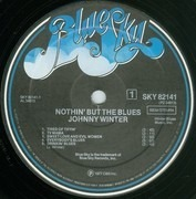 LP - Johnny Winter - Nothin' But The Blues
