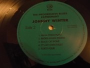 LP - Johnny Winter - The Progressive Blues Experiment - still sealed