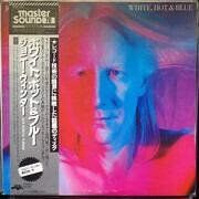 LP - Johnny Winter - White, Hot & Blue - Promo + obi & insert