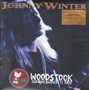 Double LP - Johnny Winter - Woodstock Experience - 180g