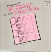 Double LP - Johnny And The Hurricanes - The Big Sound Of Johnny And The Hurricanes