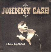 Double LP - Johnny Cash - A Believer Sings The Truth - Cachet USA
