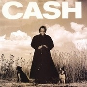 LP - Johnny Cash - American Recordings