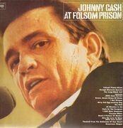LP - Johnny Cash - At Folsom Prison - 200 gram