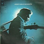 LP - Johnny Cash - At San Quentin