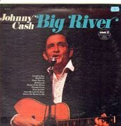 LP - Johnny Cash - Big River