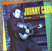 LP - Johnny Cash - Boom Chicka Boom