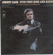LP - Johnny Cash - Five Feet High And Rising