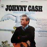 LP - Johnny Cash - From Sea To Shining Sea - German Original, Boxed Eye
