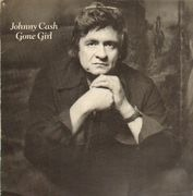 LP - Johnny Cash - Gone Girl