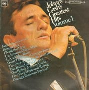 LP - Johnny cash - Greatest Hits Volume I