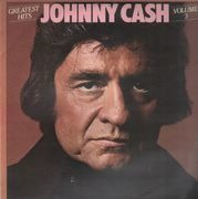 LP - Johnny Cash - Greatest Hits Volume III
