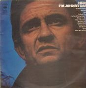 LP - Johnny Cash - Hello, I am Johnny Cash