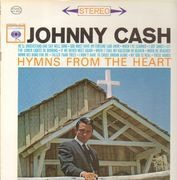 LP - Johnny Cash - Hymns from the Heart