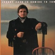 LP - Johnny Cash - Johnny Cash Is Coming To Town