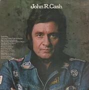 LP - Johnny Cash - John R. Cash