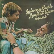 LP - Johnny Cash - Look At Them Beans