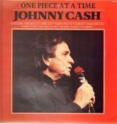 LP - Johnny Cash - One Piece At A Time