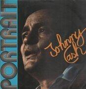 Double LP - Johnny Cash - Portrait