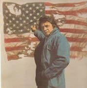 LP - Johnny Cash - Ragged Old Flag