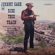LP - Johnny Cash - Ride This Train