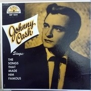 LP - Johnny Cash - Sings The Songs That Made Him Famous
