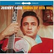 LP - Johnny Cash - Songs Of Our Soil - HQ-Vinyl
