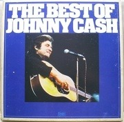 LP-Box - Johnny Cash - The Best Of Johnny Cash - Quality Guarantee Cert.