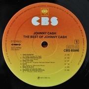 LP - Johnny Cash - The Best Of Johnny Cash